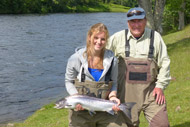 spring salmon fishing breaks