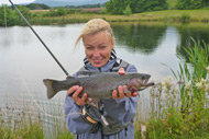 troutquest trout fly fishing instruction, evanton, ross-shire